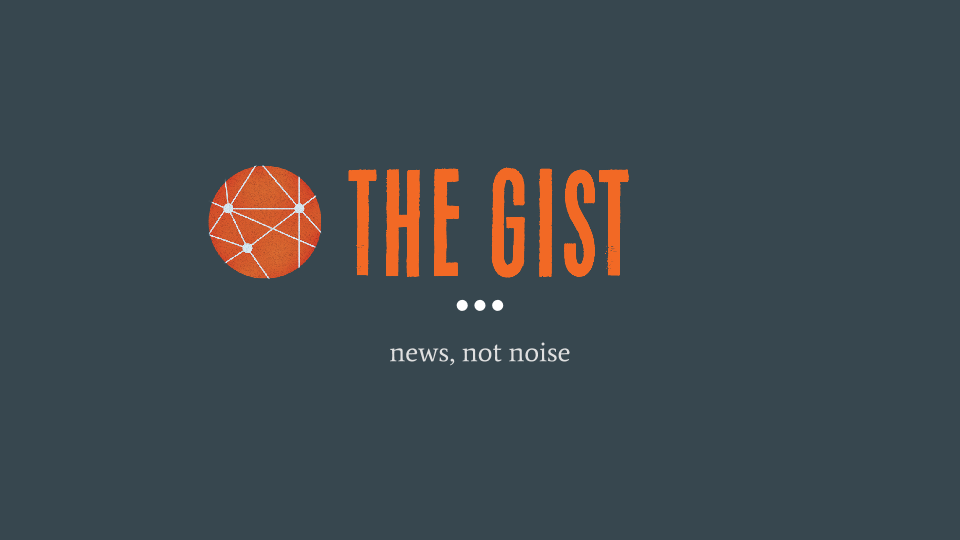 The Gist logo